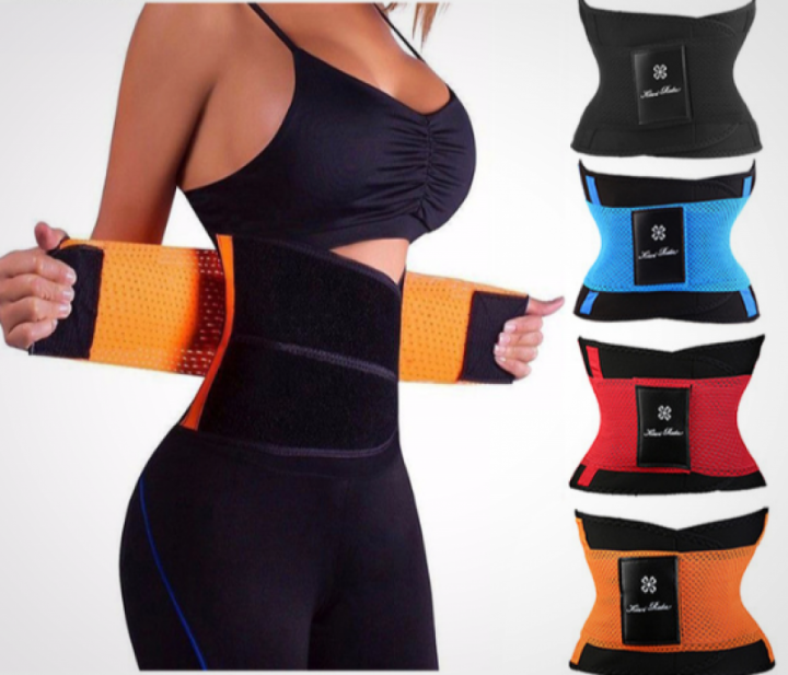 sleeping with waist trainer
